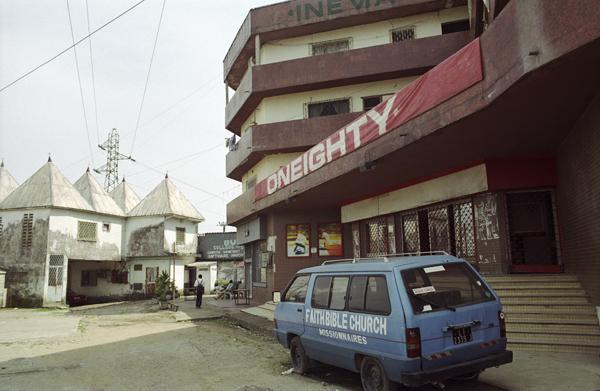Douala © Matthieu Prier